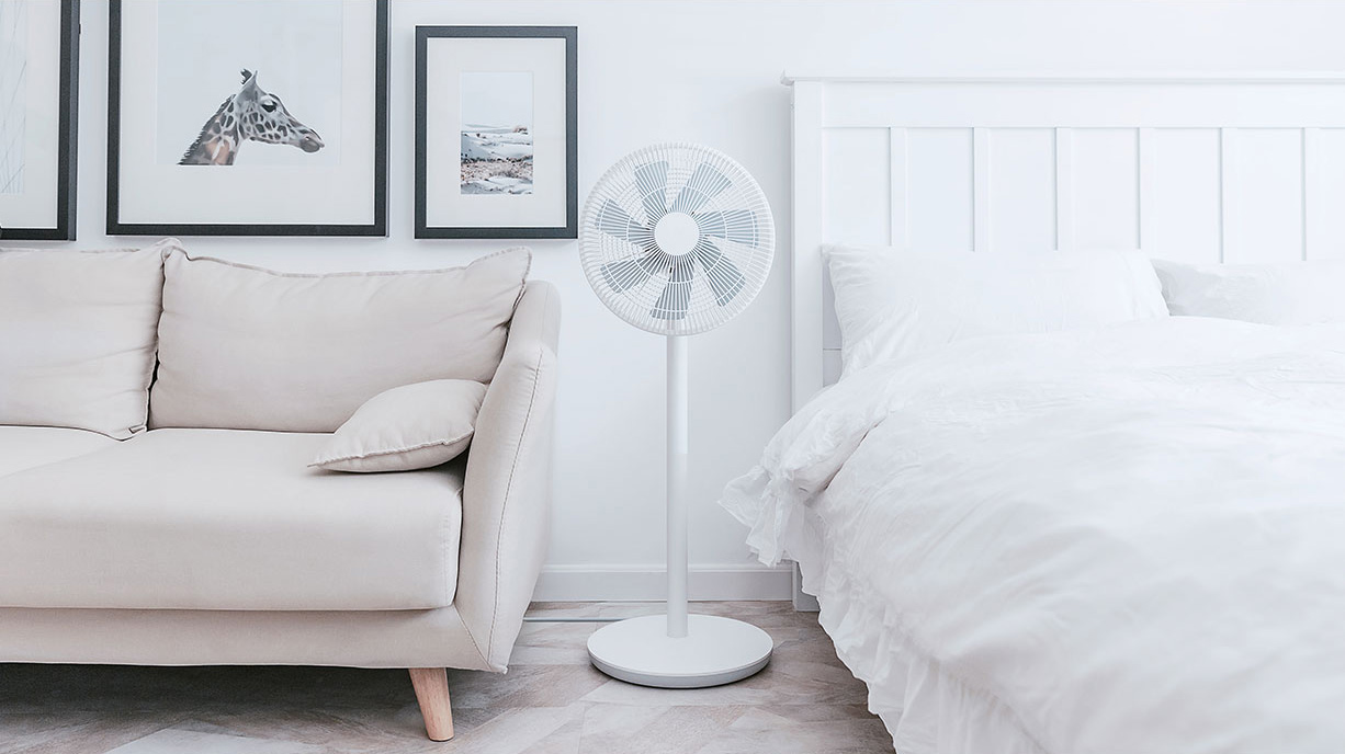 Mijia electric fan